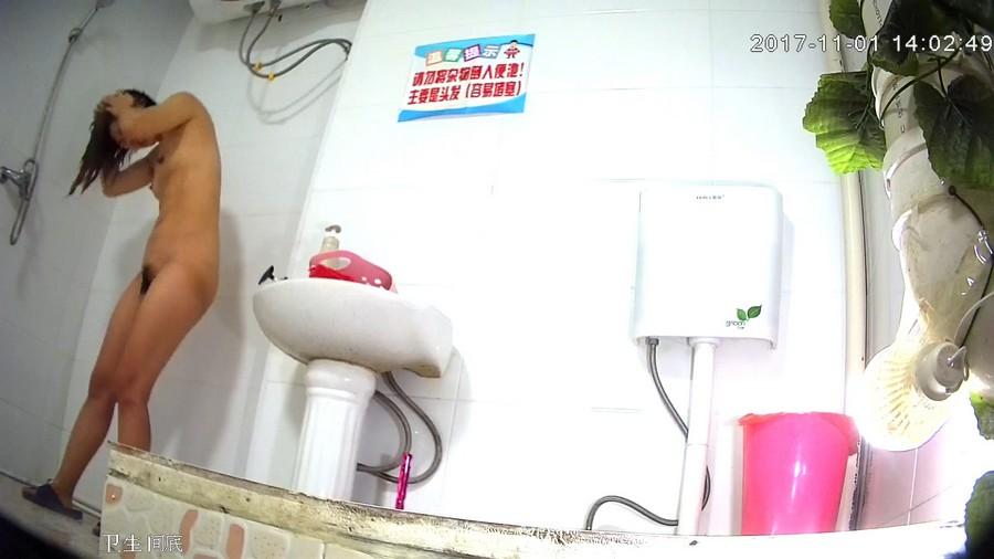 浴室偷窥: 鼎盛[DingSheng]厕所偷窥[3/39], 淋浴