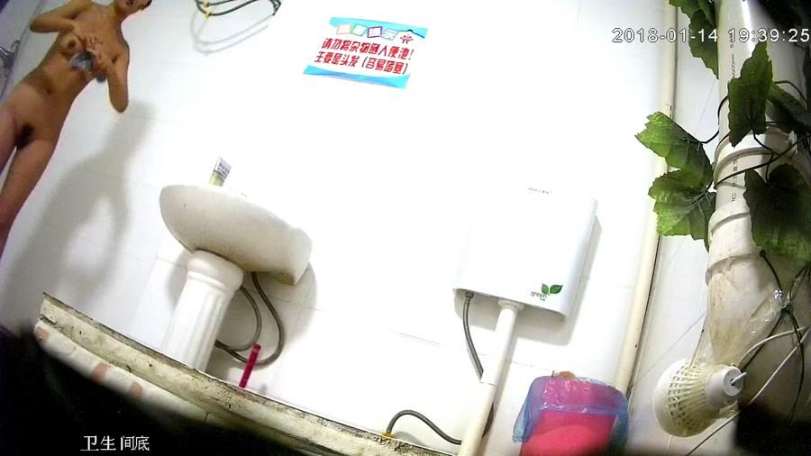 浴室偷窥: 鼎盛[DingSheng]厕所偷窥[5/39], 淋浴