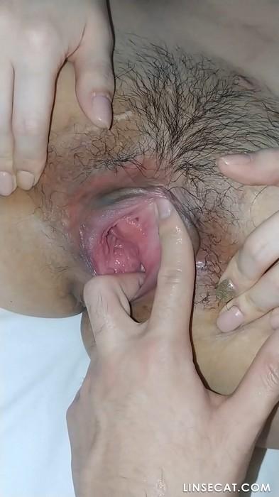 韩国京畿道年轻漂亮的女生的性爱视频泄露[5/6], 拳交